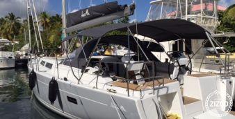Zeilboot Hanse 455 (2015)