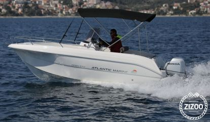 Speedboat Atlantic Marine 550 (2017)