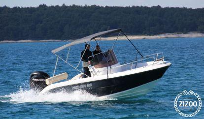 Motoscafo Fisher 20 Sun Deck (2016)