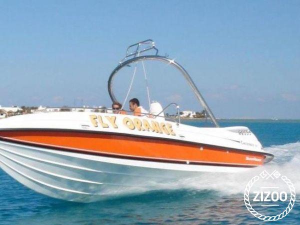 Motorboot Cherokee 65 (2013)-0