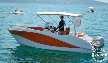 Lancha motora Barracuda 545 Open (2016)