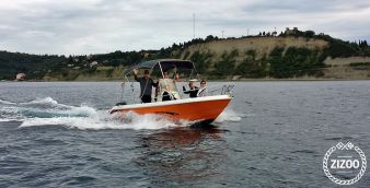 Rennboot Freeboard 18 2007