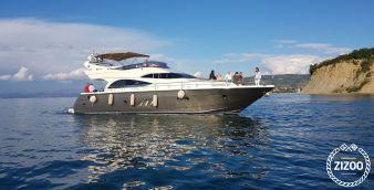 Motor boat Dominator 62 S 2008