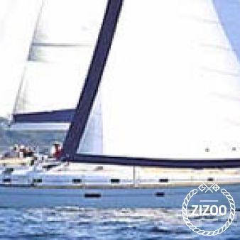 Sailboat Beneteau 50 2004