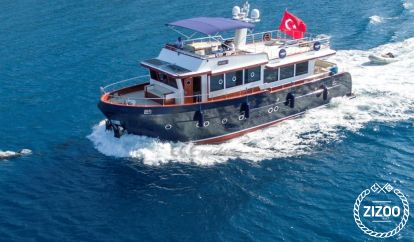 Barco a motor Beneteau Trawler 65 (2016)