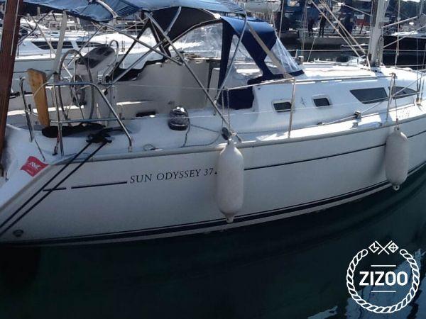 Segelboot Jeanneau Sun Odyssey 37 (2002)-4