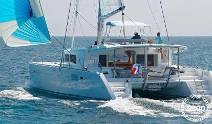 Catamarán Lagoon 450 (2016)
