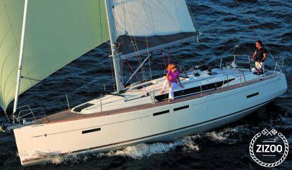 Sailboat Jeanneau Sun Odyssey 419 (2016)