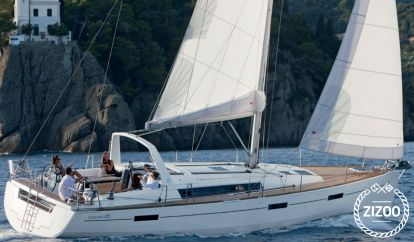 Sailboat Beneteau Oceanis 45 (2018)