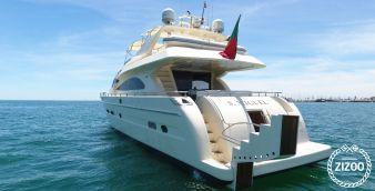 Barca a motore Astondoa 82 2002