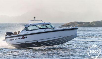 Sportboot Axopar 24 HT (2017)