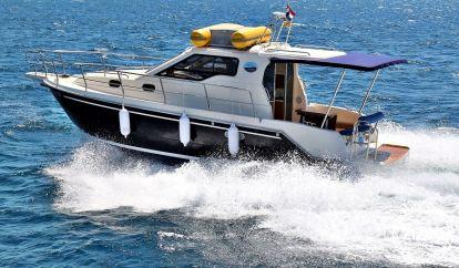 Barco a motor Sas Vektor 950 (2015)