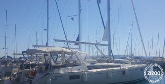 Sailboat Beneteau Oceanis 48 (2017)