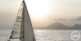 Sailboat Dufour 34 (2010)