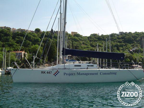 Segelboot Beneteau First 40.7 - 1994 (Umbau 2014)-1