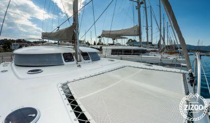 Catamaran Fountaine Pajot Salina 48 (2008)