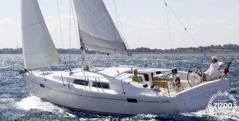 Segelboot Hanse 388 (2018)