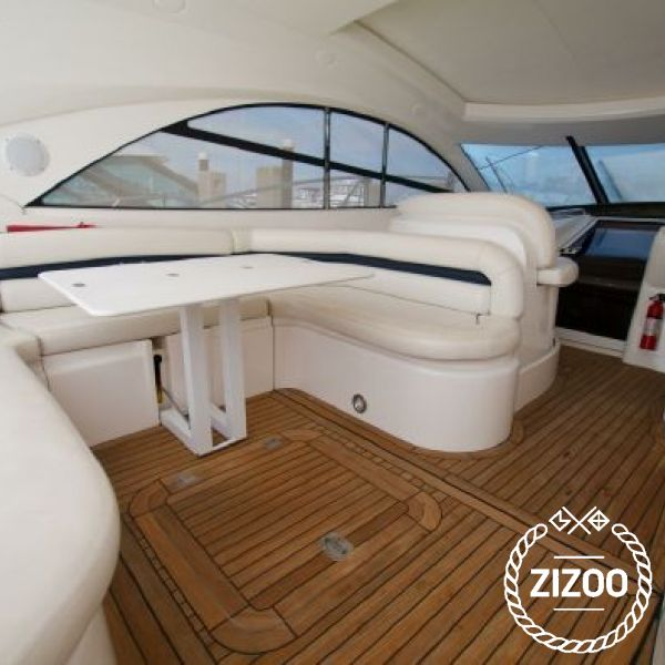 Motorboot Sunseeker Camargue 50 - 2004 (Umbau 2017)-2