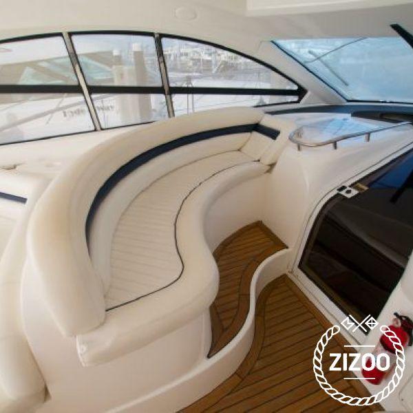 Motorboot Sunseeker Camargue 50 - 2004 (Umbau 2017)-3