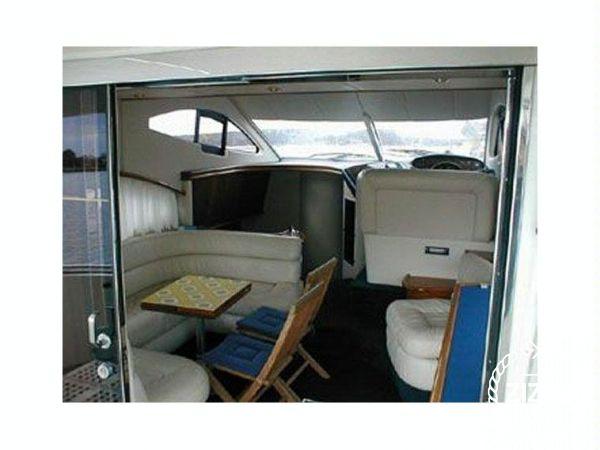Motorboot Sunseeker Camargue 50 - 2004 (Umbau 2017)-1