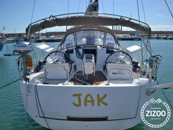 Barca a vela Jeanneau Sun Odyssey 449 (2017)-1
