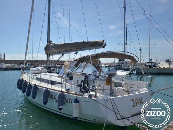 Barca a vela Jeanneau Sun Odyssey 449 (2017)-0