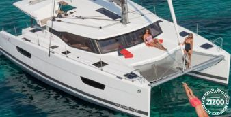 Catamarano Fountaine Pajot Lucia 40 2018