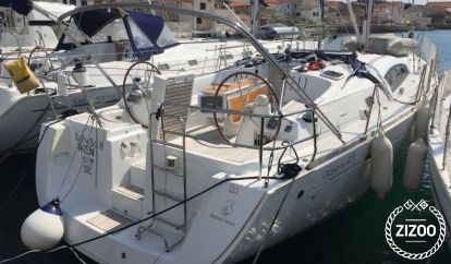 Sailboat Beneteau Oceanis 43 (2009)