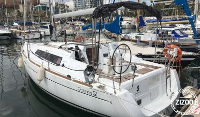 Segelboot Beneteau Oceanis 31 (2016)