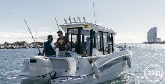 Rennboot Barracuda 7 2017