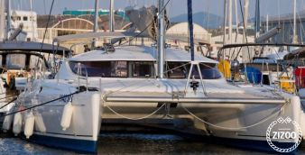 Catamaran Fountaine Pajot Athena 38 (2006)