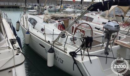 Zeilboot Beneteau Oceanis 43 (2009)