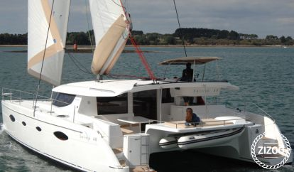 Catamaran Fountaine Pajot Salina 48 (2008)