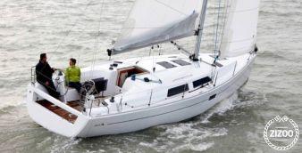 Zeilboot Hanse 375 (2011)