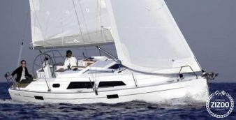 Segelboot Hanse 320 (2010)