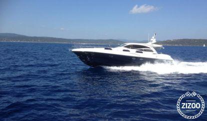 Motor boat Alena 48 (2008)