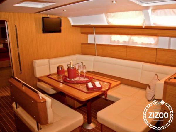 Barca a vela Jeanneau Sun Odyssey 49 i (2009)-4