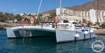 Catamarano Custom Built 2010