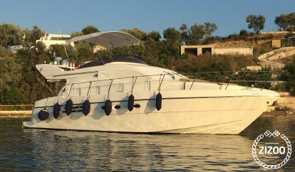 Motor boat Azimut 46 (2002)