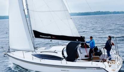 Sailboat Maxus Prestige 33.1 RS (2019)