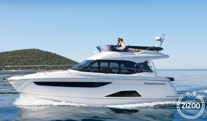 Motorboot Bavaria R40 Fly (2017)