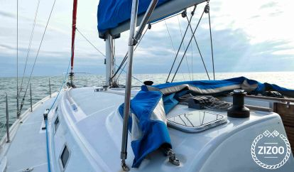 Sailboat Beneteau Cyclades 43.4 (2008)