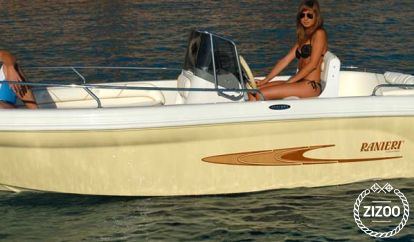 Lancha motora Ranieri Shark 19 (2012)