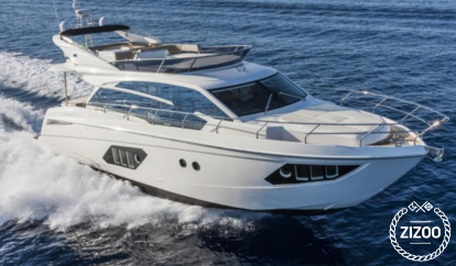 Motor boat Absolute 52 Fly (2017)