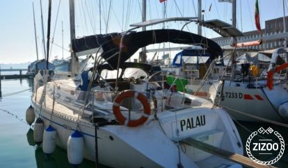 Sailboat Elan 38 (1997)