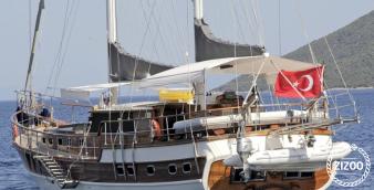 Barca a vela Sebahat Sultan 2008