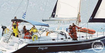 Sailboat Ocean Star 51.1 (2000)