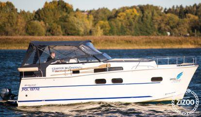 Motor boat Nautika MC (2014)