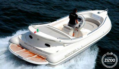 Speedboat Scanner Dillenium 2999 (2005)