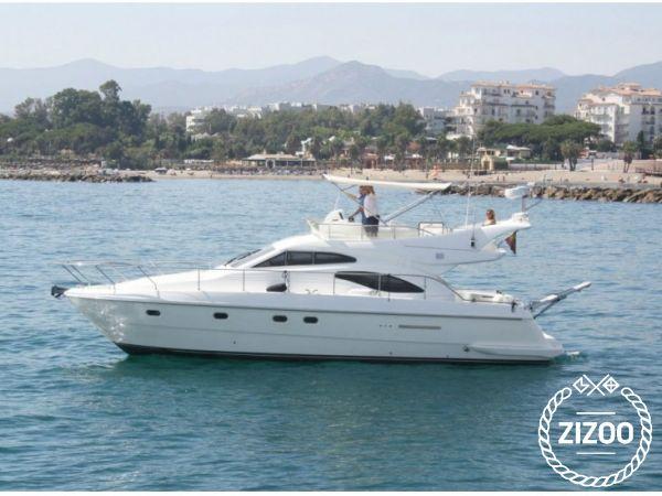 Motorboot Ferretti 430 (2002)-2